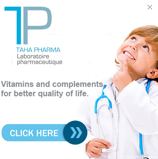 Vitamins and complements for better quality of life.